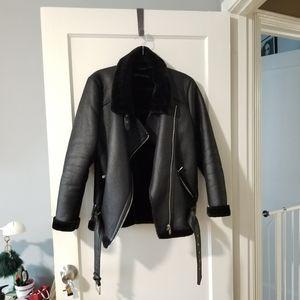 Zara Aviator Jacket size L